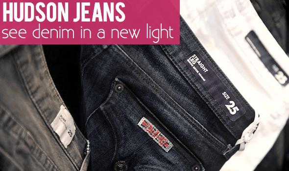 Hudson Jeans SS12