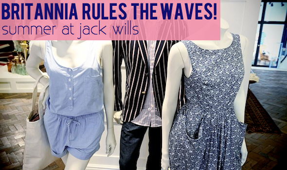 Summer with Jack Wills