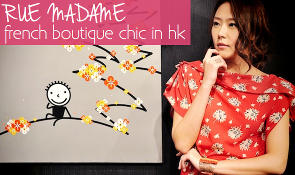 French Chic with Rue Madame