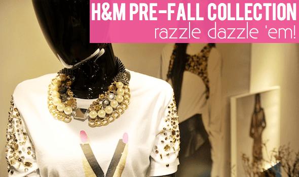 H&M Pre-fall 2012