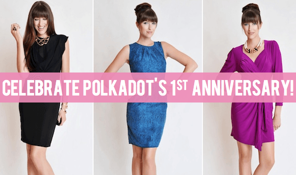 Come Celebrate Polkadot's One Year Anniversary