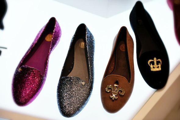 Melissa FW12- Your New Rainy Day Shoe Solution!
