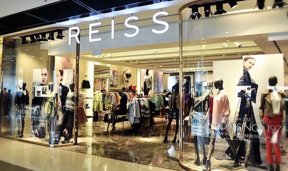 Outfit Your Every Day at Reiss
