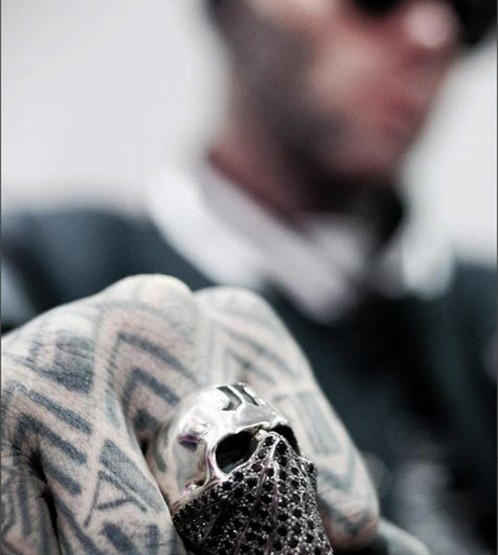 The Flaunt I Want...Skulls