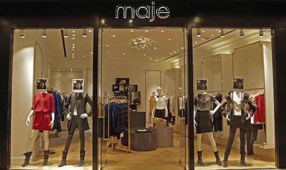 Maje Opens in IFC