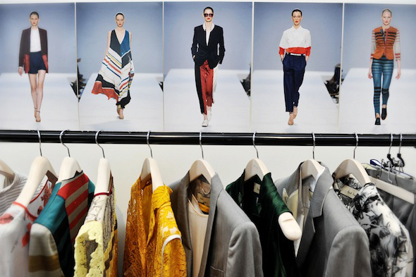 Paul Smith and 3.1 Phillip Lim SS13