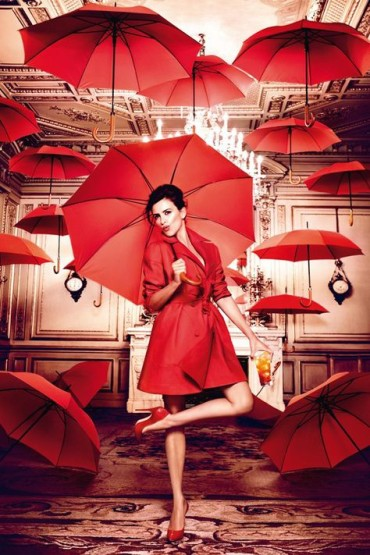 The Flaunt I Want...Fancy Umbrellas