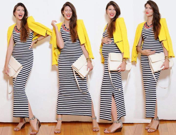 Sunny Summer Stripes