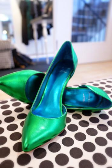 My Custom Upper Street Shoes