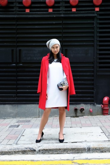 Winter Styling Fun with Club Monaco and Team Sassy Hong Kong