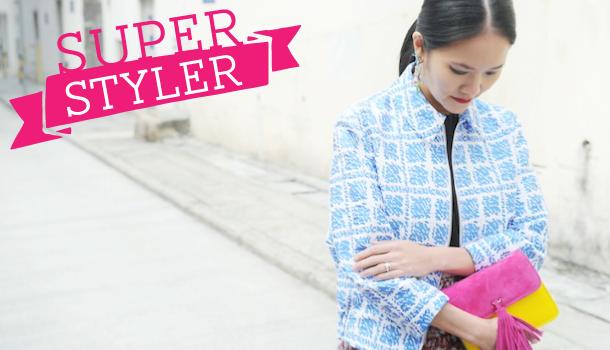 Super Styler- Grace Lam of Vogue China