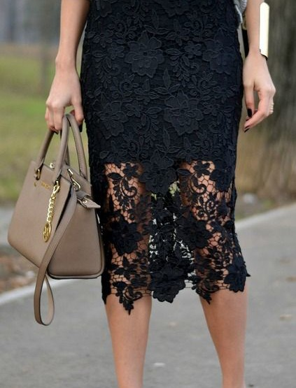 Trend Watch: Lace