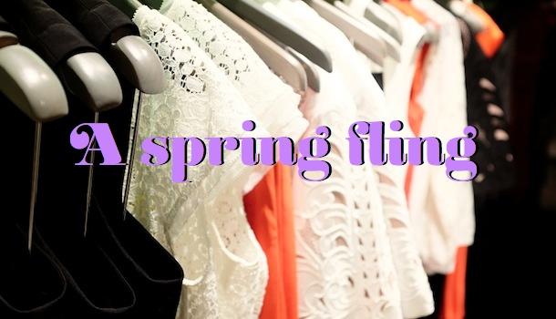 Karen Millen SS14- Add Some Zing to Your Spring