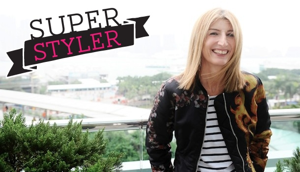Super Styler- Sarah Rutson of Lane Crawford