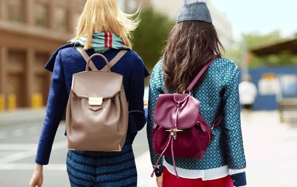 Trend Watch: Backpacks