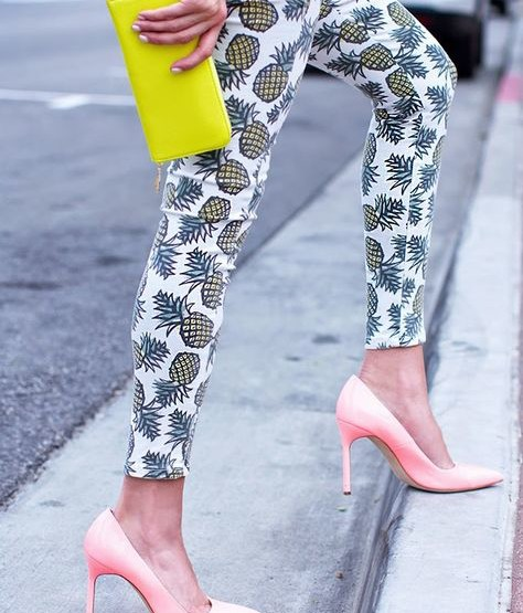 Trend Watch: Print Pants