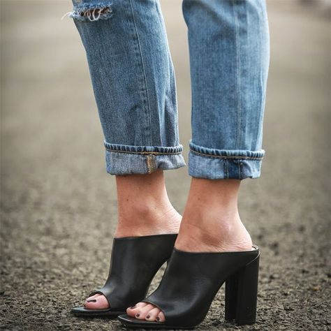 The Flaunt I Want...Mules