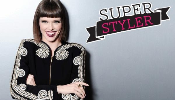 Super Styler: Coco Rocha