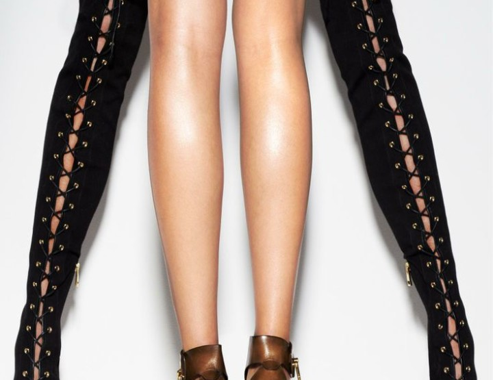 The Flaunt I Want...Thigh High Boots