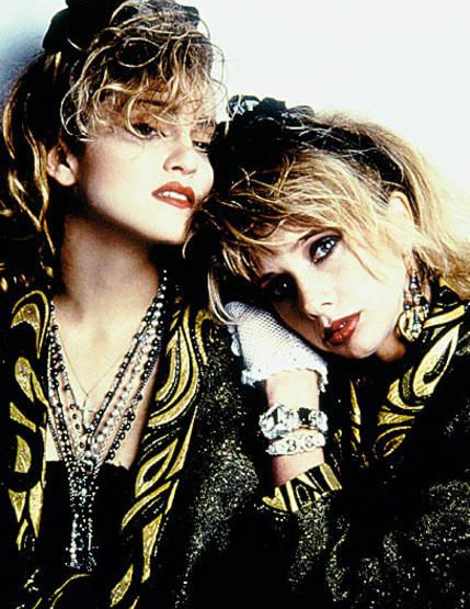Desperately Seeking Susan's Style