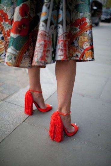 The Flaunt I Want... Fringe Feet