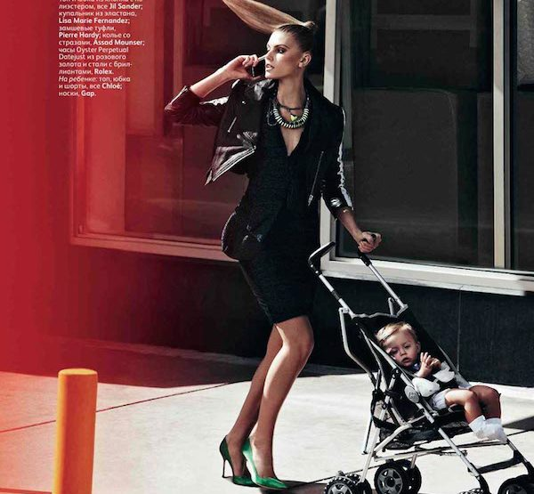 New Mom's Style Guide to Keeping Your Cool Factor
