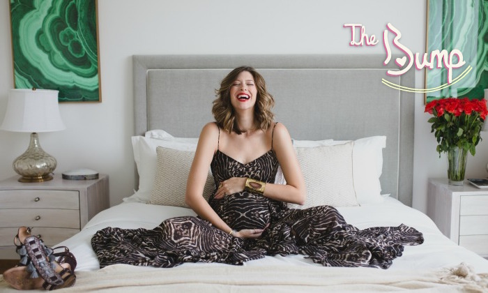 The Bump: Model and Photographer, Sabrina Sikora of The First Wife