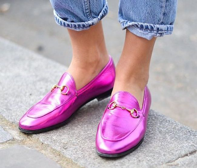 The Flaunt I Want... Loafers