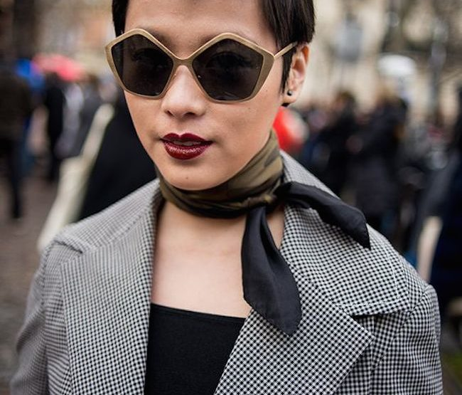Tie One On: The Neck Scarf